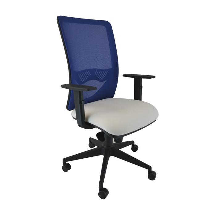 Silla de oficina y estudio comoda | Modelo GIJON | Tiendas de Muebles