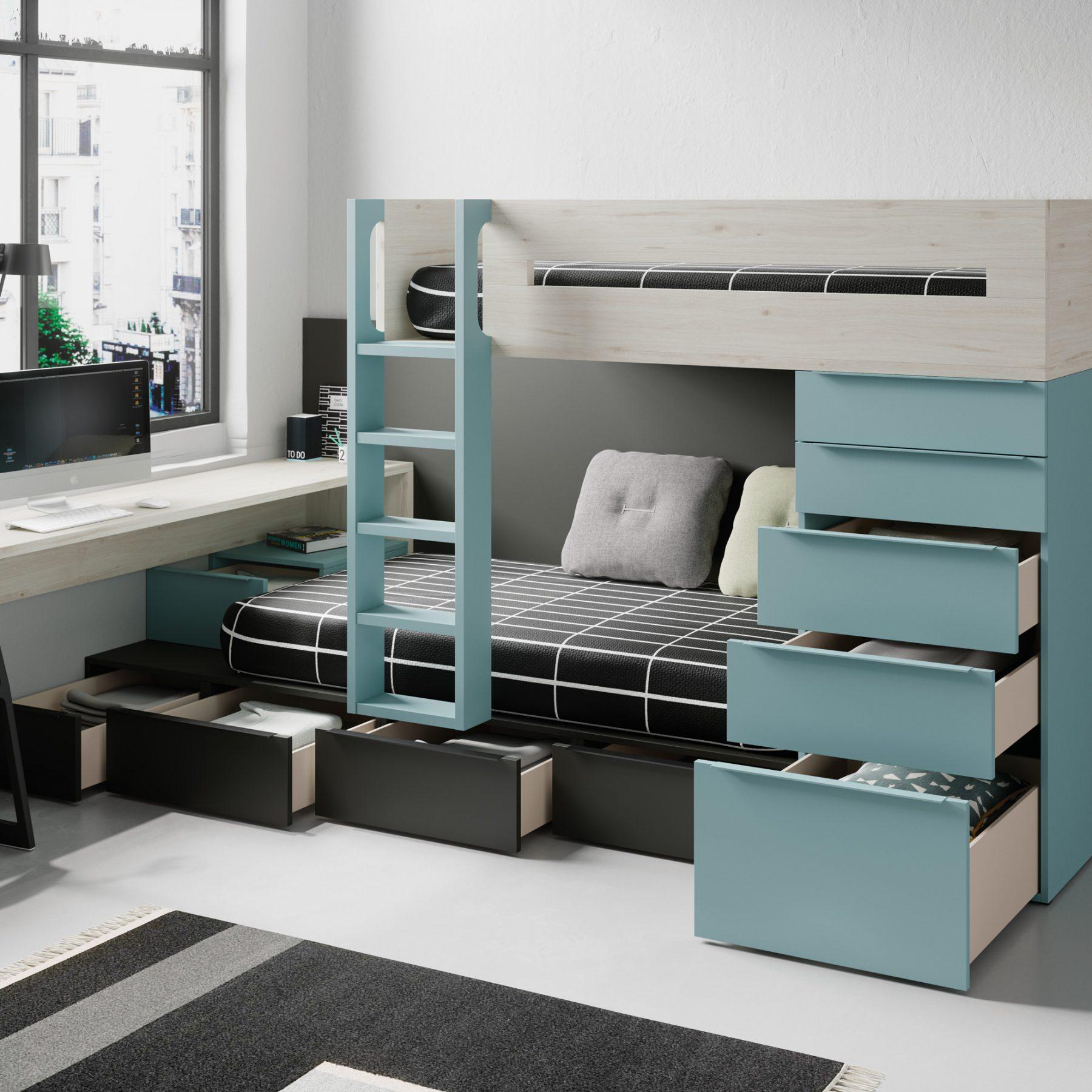 6f033d5f0 Dormitorios Juveniles e infantiles en Zaragoza   VIVAREA Nebra   Tiendas de  Muebles