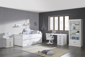 2491bdbd8 dormitorio juveniles e infantiles en zaragoza. dormitorio juvenil infantil  muebles zaragoza