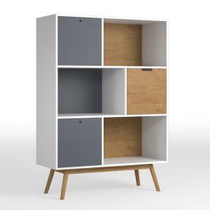 Estantería Modelo Leti | Tiendas de Muebles | VIVAREA Nebra