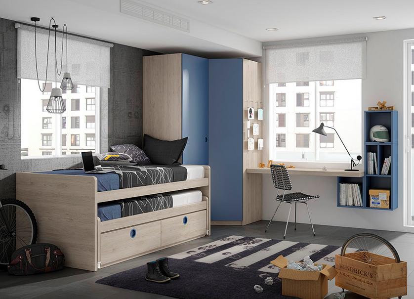Dormitorios Juveniles LAN MOBEL