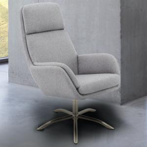 Sillon Giratorio Diseño Moderno | VIVAREA Nebra Tienda Online