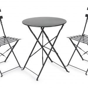 Mesa y sillas Terraza Jardín (Conjunto) | VIVAREA Nebra